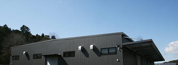 フンドーキン醬油株式会社 大分南支店 倉庫